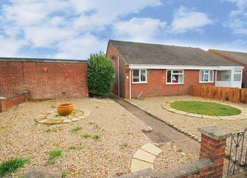 Thumbnail 2 bed semi-detached bungalow for sale in Ellinor Road, North Walsham
