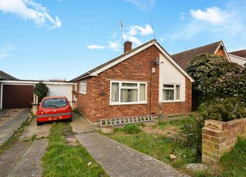 Thumbnail 2 bed detached bungalow for sale in Sanspareil Avenue, Minster On Sea, Sheerness