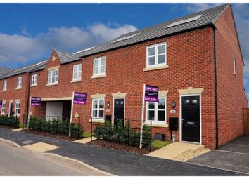 Thumbnail 2 bedroom end terrace house for sale in Sidgreaves Lane, Cottam, Preston