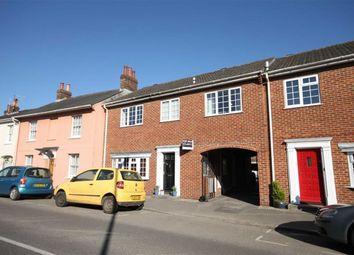 Thumbnail 4 bed mews house for sale in West Borough, Wimborne, Dorset