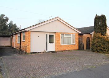 Churchill Road, Tiptree, Colchester CO5. 2 bed detached bungalow for sale