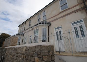 Thumbnail 2 bed flat for sale in 1A Vernon Terrace, Lower Bristol Road, Bath