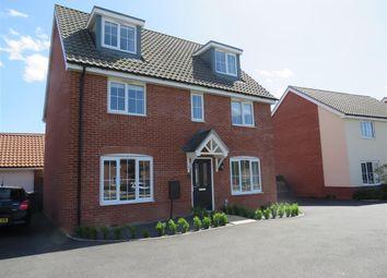 Thumbnail 5 bed property to rent in Sallow Walk, Dereham, Norfolk