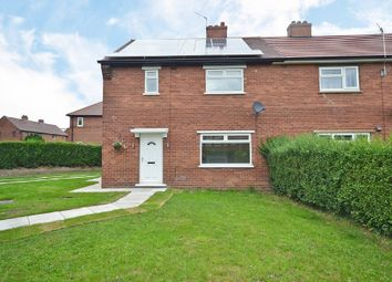 Thumbnail 3 bed semi-detached house for sale in John Carr Avenue, Horbury, Wakefield