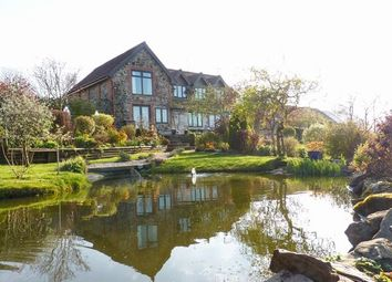 Thumbnail 4 bed barn conversion for sale in Dulverton