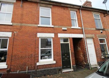 Thumbnail 2 bed terraced house for sale in Watson Street, Derby