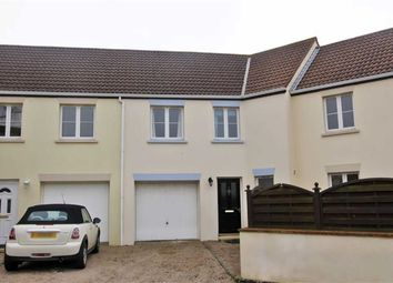 Thumbnail 3 bed terraced house to rent in Belle Vue, La Route Des Quennevais, St. Brelade, Jersey