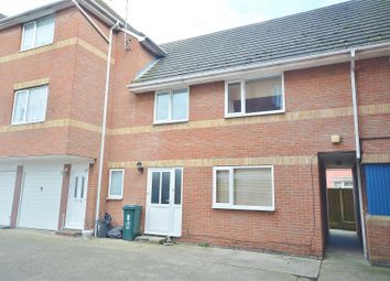 Thumbnail 3 bed terraced house for sale in Southcliff Mews, Church Crescent, East Clacton