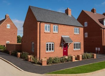 "Thumbnail 3 bedroom detached house for sale in ""York"" at Fen Street, Brooklands, Milton Keynes"