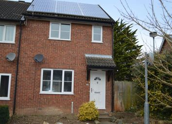 Thumbnail 3 bedroom town house to rent in Acres Way, Drayton, Norwich