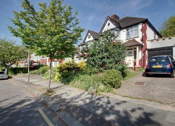 Thumbnail 3 bed semi-detached house for sale in St Mary's Crescent, Hendon
