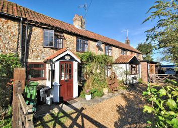 Thumbnail 3 bed cottage for sale in Blacksmiths Row, Gayton, King's Lynn