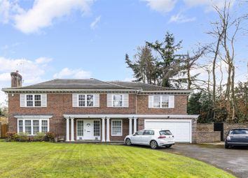 Thumbnail 7 bed detached house for sale in Chequers Lane, Walton On The Hill, Tadworth