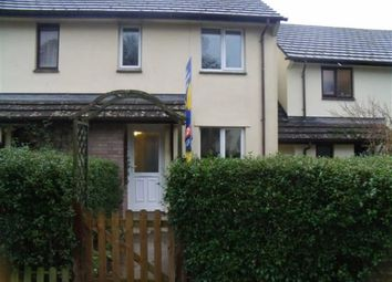 Thumbnail 2 bedroom semi-detached house to rent in Speedwell Close, Barnstaple, Devon