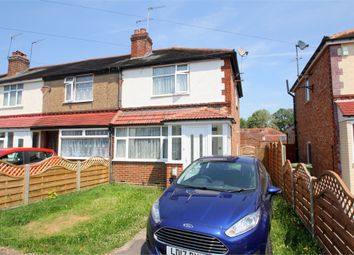 Thumbnail 2 bed end terrace house for sale in Kenilworth Gardens, Staines-Upon-Thames, Surrey