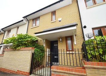 Thumbnail 3 bed terraced house for sale in Bramble Mews, Gravesend, Kent