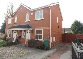 Thumbnail 3 bed semi-detached house to rent in Venture Scout Way, Cheetham Hill, Manchester