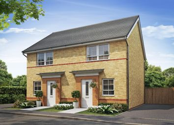"Thumbnail 2 bed end terrace house for sale in ""Washington"" at Manor Drive, Upton, Wirral"