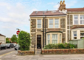 Thumbnail 4 bedroom terraced house for sale in Tortworth Road, Horfield, Bristol
