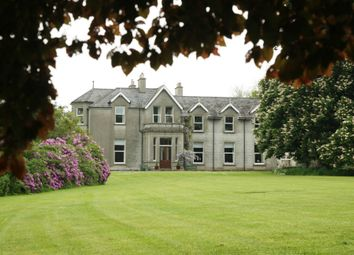 Thumbnail 6 bed country house for sale in Aghade Lodge, Tullow, Carlow