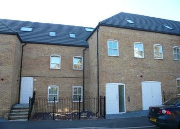 Thumbnail 2 bedroom flat to rent in Church Street, Stanground, Peterborough