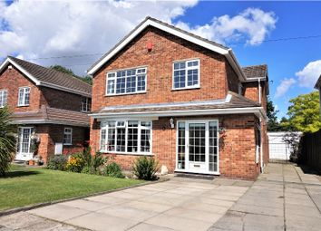 Thumbnail 4 bed detached house for sale in Achille Road, Grimsby