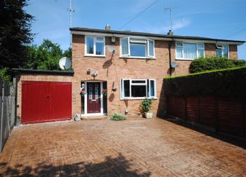 Thumbnail 3 bed semi-detached house for sale in Park Drive, Sunningdale, Ascot