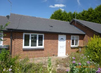 Thumbnail 1 bed detached bungalow to rent in Tynefield Mews, Etwall, Derbyshire