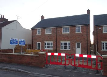 Thumbnail 3 bedroom semi-detached house for sale in The Street, Blundeston, Lowestoft