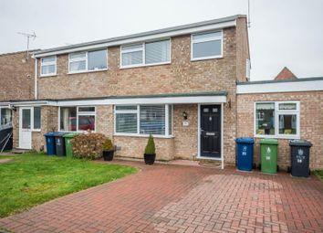 Histon, Cambridge, Cambridgeshire CB24. 3 bed semi-detached house for sale