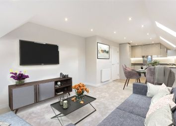 Thumbnail 1 bedroom flat for sale in Saxby House, 177 Hivings Hill, Chesham, Buckinghamshire