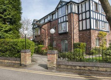 Thumbnail 1 bedroom flat for sale in The Crescent, Cheadle