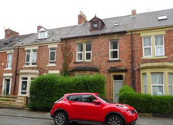 Thumbnail 3 bed flat to rent in Brighton Grove, Newcastle Upon Tyne