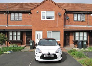 Thumbnail 2 bedroom terraced house for sale in Cloverhill Close, The Wyndings, Annitsford