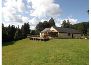 Thumbnail 3 bed detached bungalow for sale in Llandderfel, Bala