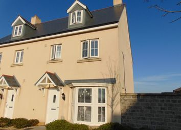 Thumbnail 4 bed semi-detached house for sale in Y Corsydd, Llanelli