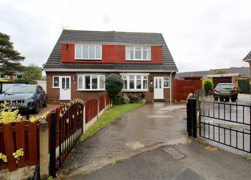 Thumbnail 3 bed semi-detached house for sale in Eastmoor Grove, Barnsley