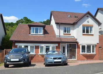 Thumbnail 6 bed detached house for sale in Pentland Crescent, Larkhall
