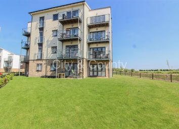 Thumbnail 2 bedroom flat for sale in Hartley Avenue, Fengate, Peterborough