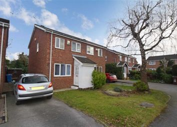 Thumbnail 2 bedroom semi-detached house for sale in Broomhead Close, Howdale Road, Hull