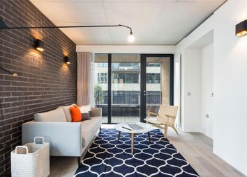 Thumbnail 2 bed flat to rent in Mallow Street Apartments, Old Street Yard