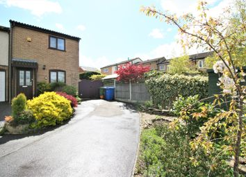 Thumbnail 2 bed end terrace house for sale in Farndale Avenue, Walton, Chesterfield