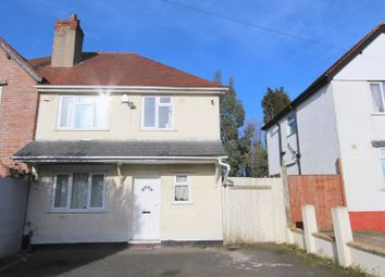 Thumbnail 3 bedroom semi-detached house to rent in Smithfield Road, Bloxwich, Walsall