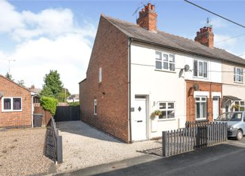 Thumbnail 2 bed end terrace house for sale in Six Acres, Broughton Astley, Leicester, Leicestershire
