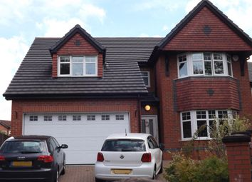 Thumbnail 5 bed detached house to rent in Queensgate, Chester