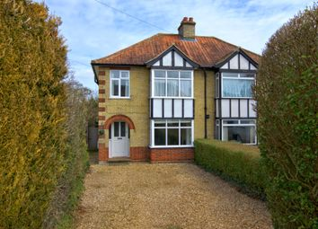 Thumbnail 4 bed semi-detached house for sale in Cambridge Road, Great Shelford, Cambridge