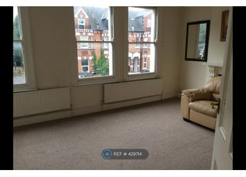 Thumbnail 3 bed flat to rent in Top Floor, London