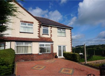Thumbnail 4 bed semi-detached house for sale in Heol Caradoc, Coedpoeth