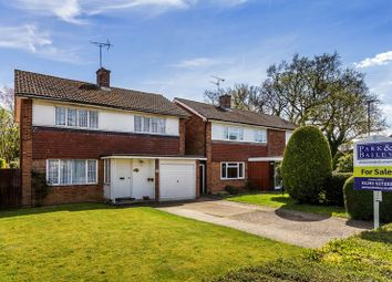 Thumbnail 3 bed detached house for sale in Rusper Road, Ifield, Crawley