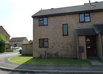 Thumbnail 3 bed end terrace house to rent in The Rowans, Milton, Cambridge